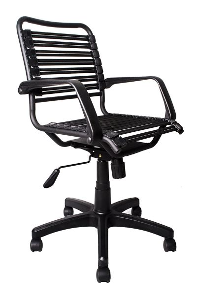 If you follow modern office furniture trends you might know about one of the most popular forms of desk chairs to recently enter the market bungee chairs