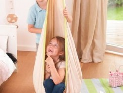 Having Maximum Fun With Hanging Cocoon Chairs