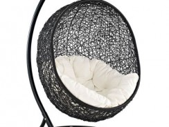 Hanging Egg Chairs: Unique Addition To Your Terrace Or Patio